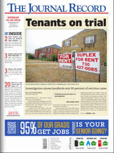 Tenants on trial Front copy